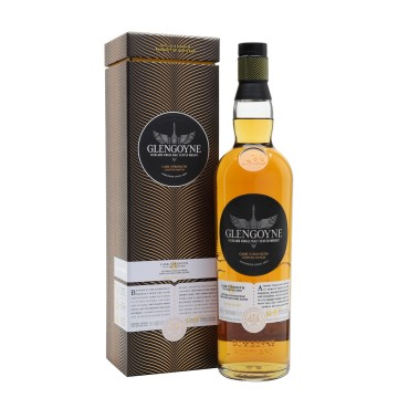 Glengoyne Cask Strength Batch#8
