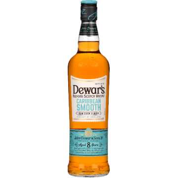 Dewar's Caribbean Smooth 8 years