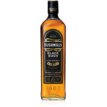 Bushmills Black Bush Old  Irish Blended Whiskey