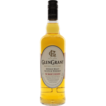 Glen Grant The Major's Reserve Pure  Highland Single Malt Whisky