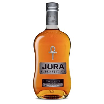 Jura whisky Superstition