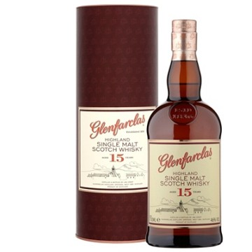 Glenfarclas 15 Years Old Single Speyside Single Maltwhisky