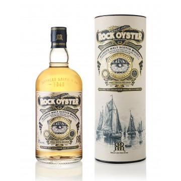 Rock Oyster Island Blended Malt Scotch Whisky